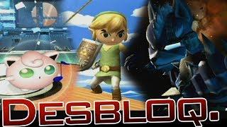 ✤ Super Smash Bros. Brawl ✤ | Como DESBLOQUEAR a Toon Link, Wolf y Jigglypuff [FULL HD]