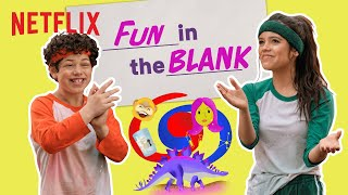 I Said Yes ALL DAY 😆 YES DAY Fun in the Blank | Netflix Futures