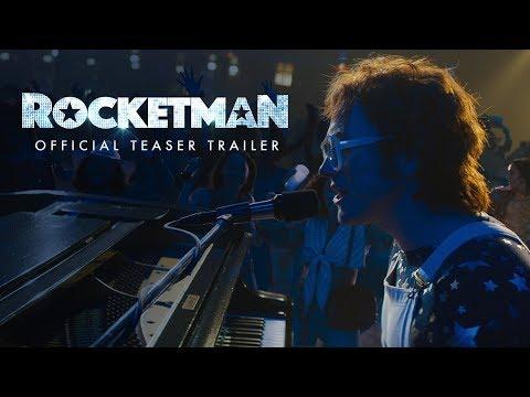 Rocketman | Official Teaser Trailer | Paramount Pictures International