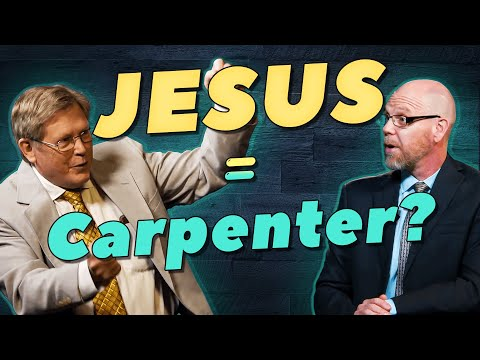 Was Jesus Really A Carpenter? | Shabbat Night Live
