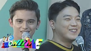 It's Showtime: James and Ryan converse with Big Brother