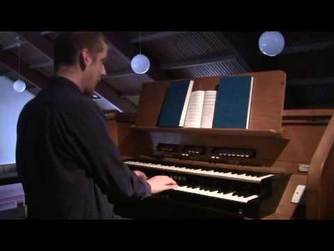 He that is down needs fear no fall - St John's Catholic Church, Stevenston (Compton organ)