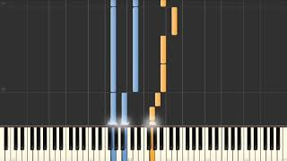 Old Deuteronomy (Cats OST) – Piano tutorial