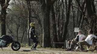 Losamol - Moped Csauth (Offizielles Stunt Musik Video)