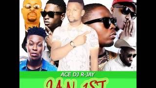 Ace Dj R-jay - January 1st Mix