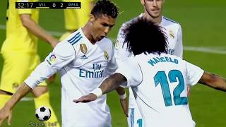 Villarreal vs Real Madrid 2-2 Goal Highlights La Liga 5/19/2018