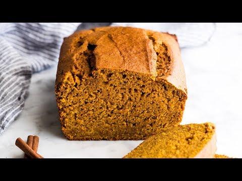 Easy & Moist Pumpkin Bread Recipe (the BEST Pumpkin Bread)!