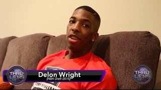 Thru The Lens: (DAY IN THE LIFE) S2; Ep2 - Draft Day - Delon Wright