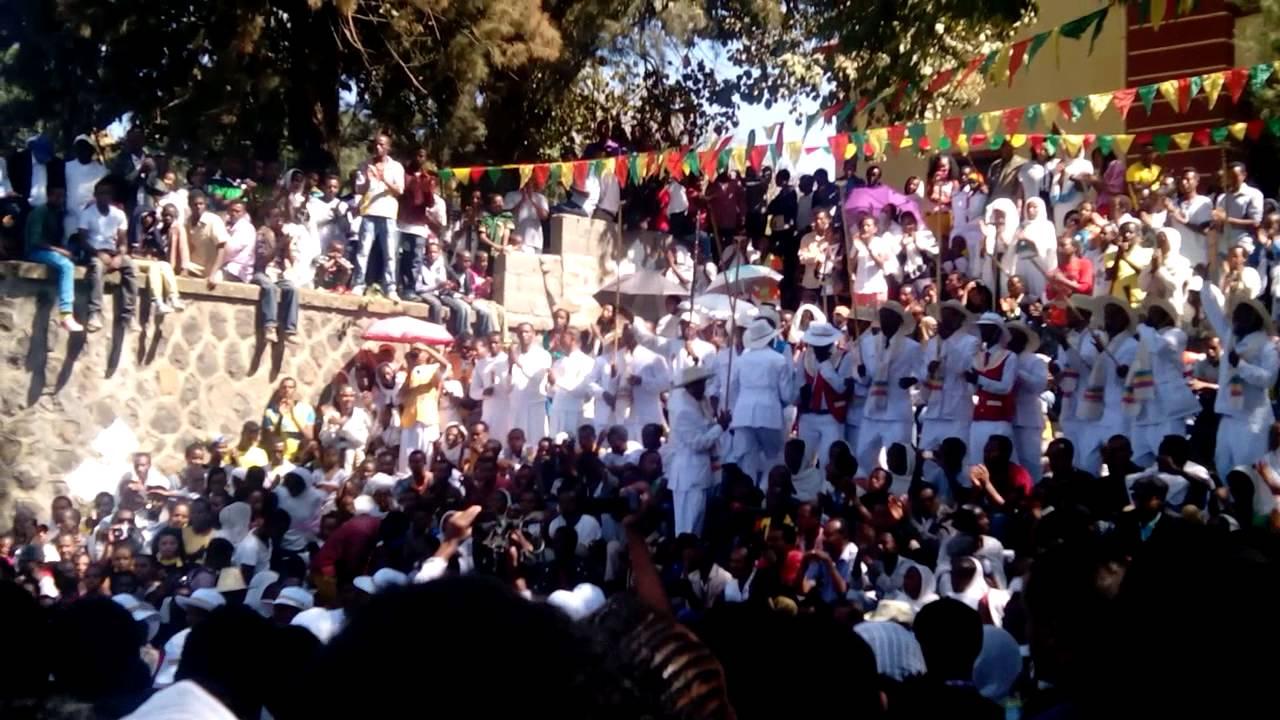 Timket in Gondar 2014 YouTube