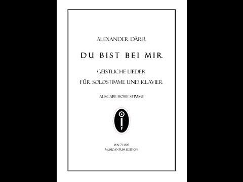 Alexander Därr: NEUE GEISTLICHE LIEDER
