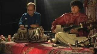 Raga Kedar - India/US Jugalbandi Ensemble