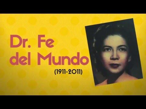 Who's Fe del Mundo?
