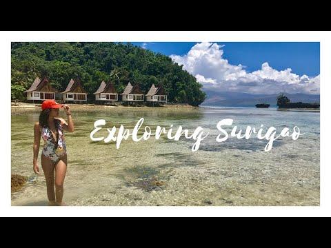 Surigao Tour 🌴👣