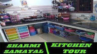 Kitchen Tour Small Indian Non Modular Kitchen Organize Kitchen Without Cabinets Youtube