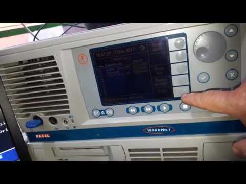Racal WordNET 128 Series 2 Multichannel Voice Recorder