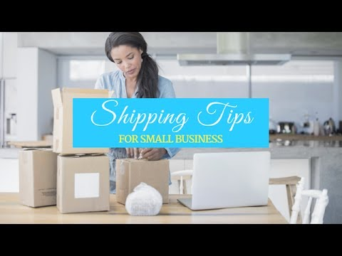 Shipping Tips For Small Business