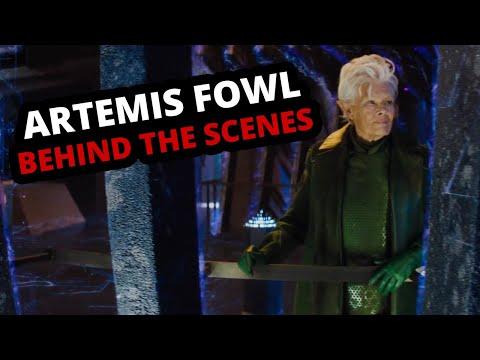 """Disney's Artemis Fowl """"Bringing Artemis To Life"""" Featurette"""