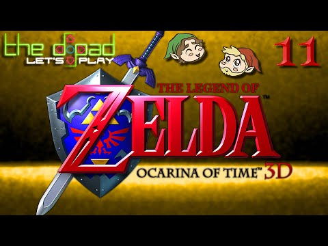 """It's Song Time"" - PART 11 - Ocarina of Time 3D: Master Quest"