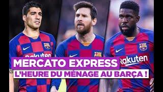 TRANSFERTS : FC Barcelone, Messi, Griezmann, Dybala… Les infos Mercato du 19 août !