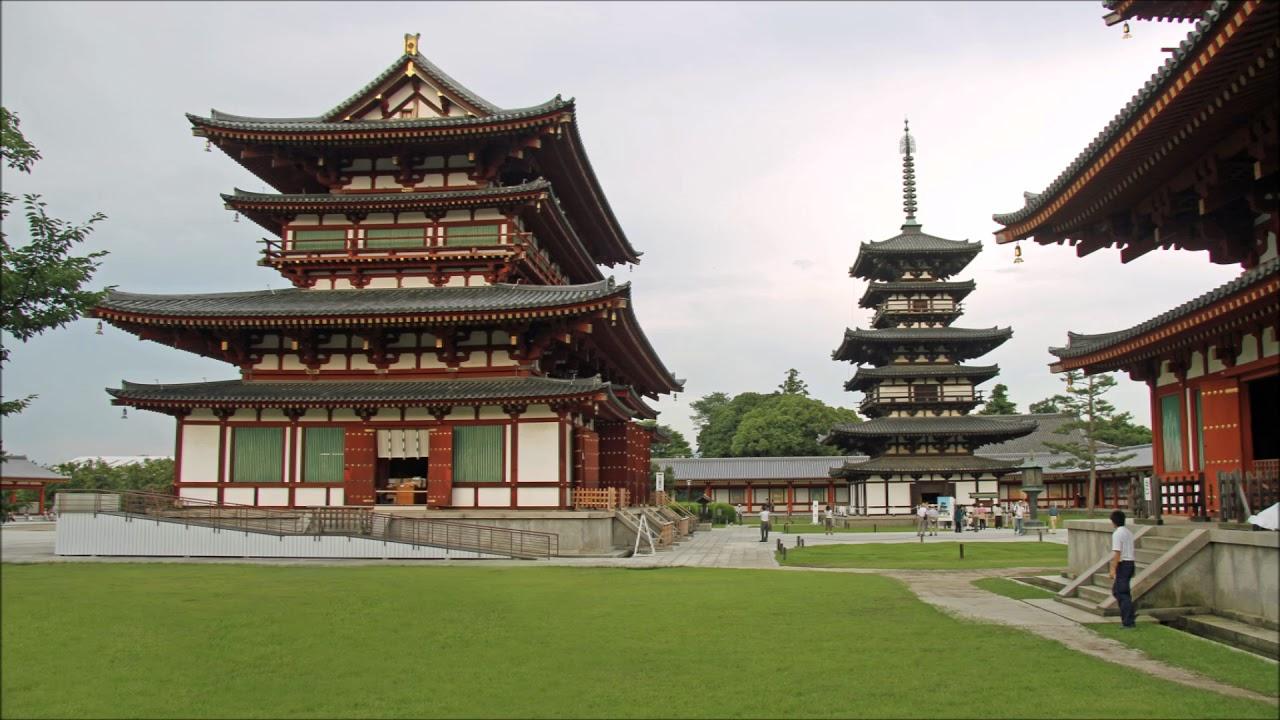 Setelah Renovasi 10 Tahun Pagoda di Jepang Dibuka untuk Umum