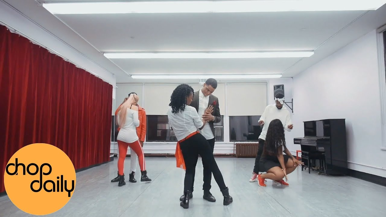 Seyi Shay ft Eugy - Your Matter (Dance Video)