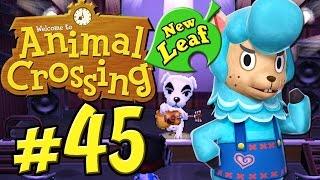 ANIMAL CROSSING: NEW LEAF # 45 ★ Abschied aus LPM-City! [ENDE   HD   60fps]