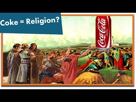 Is Coca-Cola a Religion?