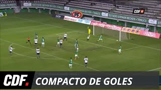 Temuco 3 - 2 Palestino | Torneo Scotiabank 2018 Sexta Fecha | CDF