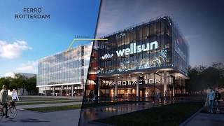 Wellsun use all the sun has to offer to make the building environment more liveable and more energy