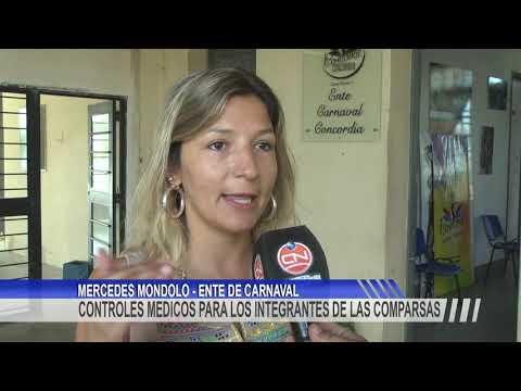 Comienzan las revisiones médicas para los integrantes del Carnaval 2020