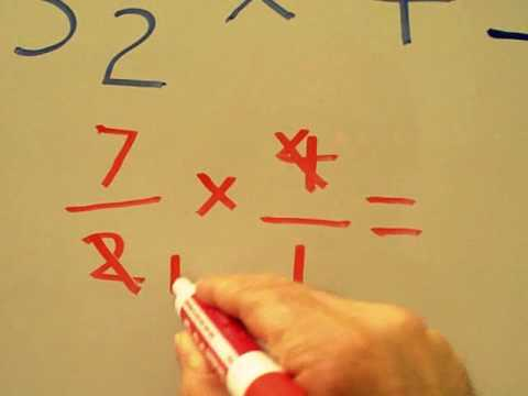 Multiplying Mixed Numbers with Whole Numbers - YouTube