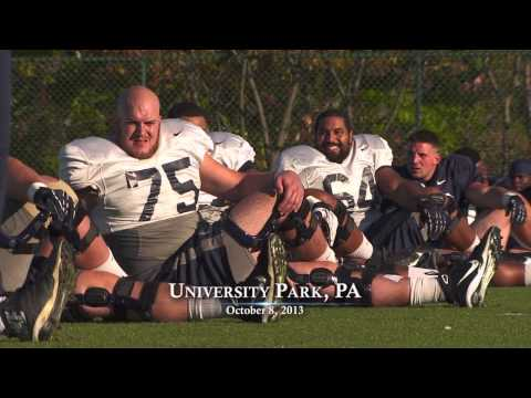The Journey: Big Ten Football 2013 - John Urschel