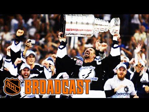 2004 Stanley Cup Finals, Game 7 - Lightning vs Flames (Full Game, NHL International broadcast)