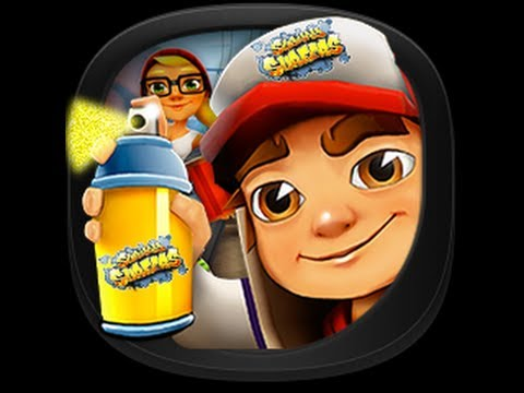 Subway surf  для андроид.Subway surfers Игра