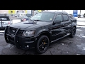 2010 Ford Explorer Sport Trac Adrenalin Walkaround, Start up, Tour and Overview