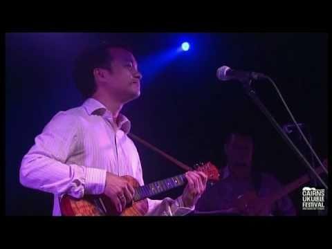 Daniel Ho - Living In Paradise @ Cairns Ukulele Festival 2010