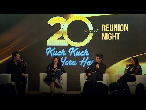 Reunion of the Kuch Kuch Hota Hai cast | Karan Johar | Shah Rukh Khan | Kajol | Rani Mp3