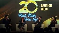Reunion of the Kuch Kuch Hota Hai cast | Karan Johar | Shah Rukh Khan | Kajol | Rani