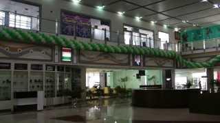 Обновленный автовокзал города Душанбе.