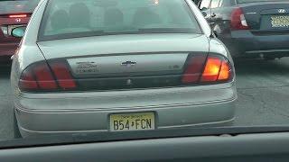 Америка: красные поворотники и автомобильные понты