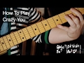watch he video of Crazy You - Prince Guitar Tutorial