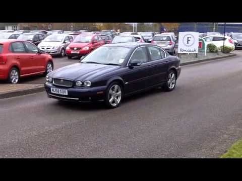 jaguar x type diesel saloon 2009 2 2d se 2009 4dr auto. Black Bedroom Furniture Sets. Home Design Ideas