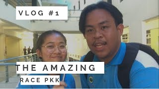 VLOG #1 - The Amazing Race PKK