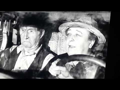 Last scene of The Grapes of Wrath
