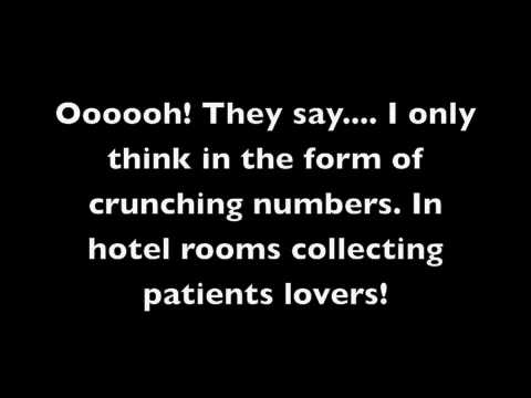Fall Out Boy- Thnks Fr Th Mmrs ( Lyrics ) - YouTube