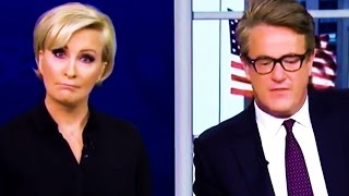 Morning Joe SNAPS At Mika: