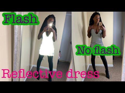 DIY Reflective Dress