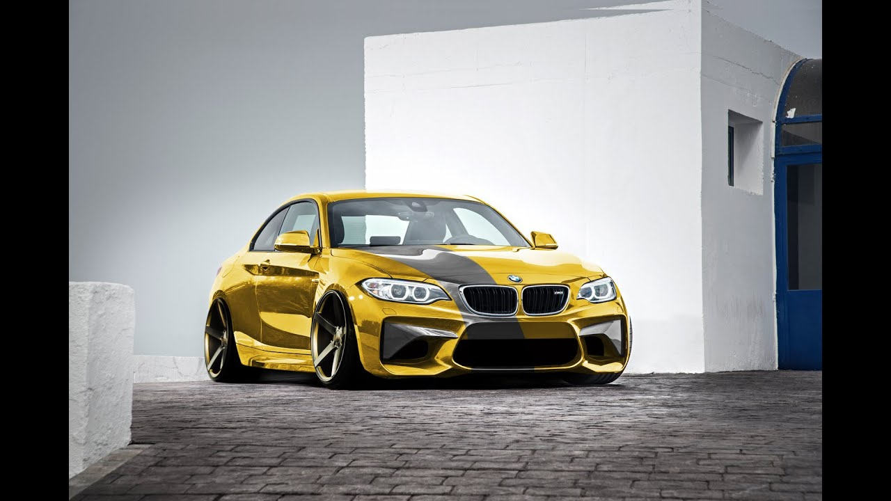 virtual tuning bmw m2 161 youtube. Black Bedroom Furniture Sets. Home Design Ideas