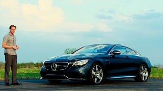 2015 Mercedes-Benz S63 AMG Coupe - TestDriveNow.com Review by Auto Critic Steve Hammes