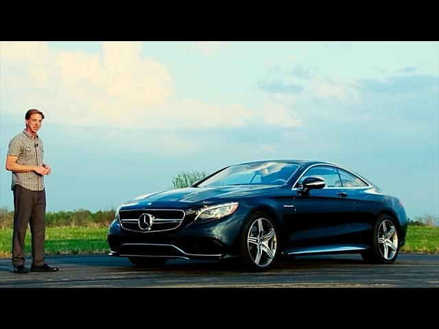 2017 Mercedes Benz S63 Amg Coupe Testdrivenow Review By Auto Critic Steve Hammes Driiive Tv Find The Best Car Commercials Movies